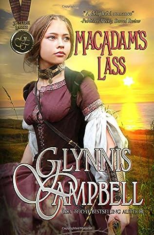 book cover of MacAdam\'s Lass