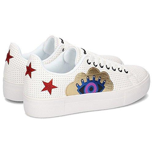 Desigual Sneaker - Shoes_Star Surreal - 2018//18SSKP26