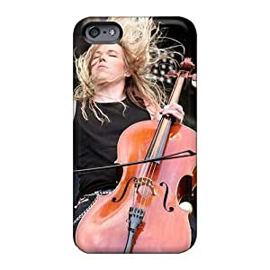 Iphone 6 FHw3514NnZP Support Personal Customs Attractive Apocalyptica Band Pattern Excellent Hard Phone Covers -CristinaKlengenberg