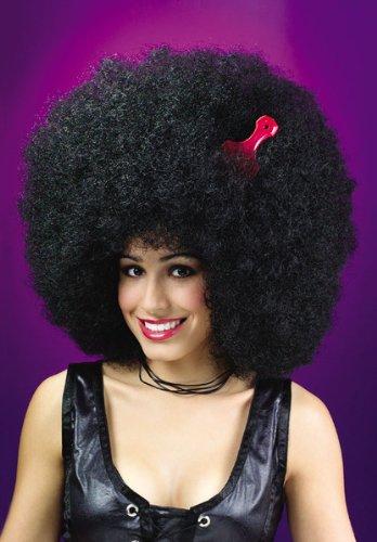 Super Jumbo Afro Wig Costume -