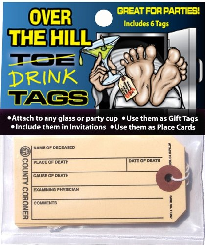 Over the Hill Toe / Drink -