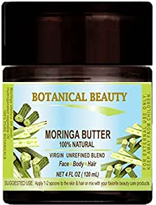 moringa butter oil 100 natural virgin unrefined blend 100 pure botanical 4. Black Bedroom Furniture Sets. Home Design Ideas