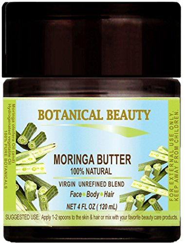 MORINGA Natural UNREFINED BOTANICAL Fl oz product image