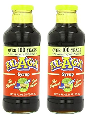- Alaga Original Cane Syrup, 16 oz (Pack of 2)