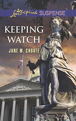 Keeping Watch (Love Inspired Suspense)