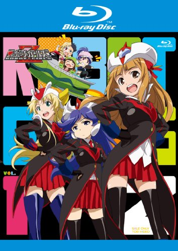 Animation - Robot Girls Z Vol.1 [Japan BD] BSTD-8588