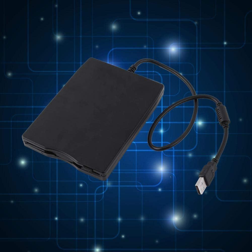 Plug and Play Tonysa Externer USB Diskettenlaufwerk 3.5 Zoll USB 1,44 MB FDD Diskettenlaufwerk f/ür PC Windows ME//2000//XP//Vista//7//8
