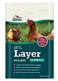 Manna Pro 16-Percent Layer Pellets with Probiotics, 8 lb