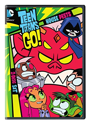 Teen Titans Go! House Pests: Season 2, Part 2 -  WarnerBrothers, 1000524450
