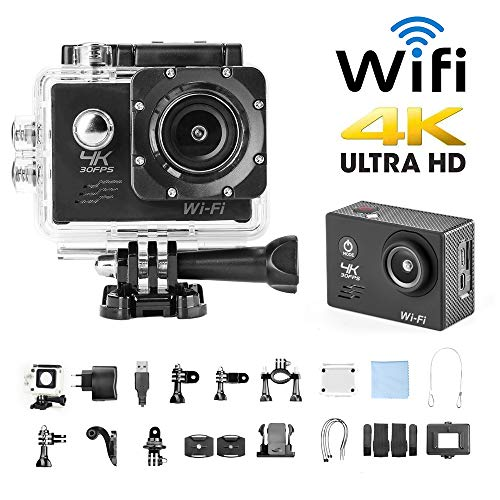 Top 10 recommendation h9 action camera 4k for 2018 | Ace Reviews