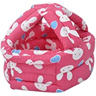 Baby Safety Helmet Adjustable Printed Head Guard Head...