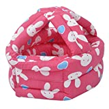 Baby Safety Helmet Adjustable Printed Head Guard Head...