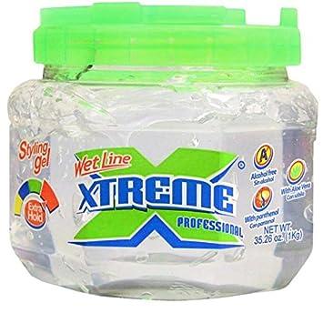 Amazon wet line xtreme clear professional styling gel hair wet line xtreme clear professional styling gel ccuart Images