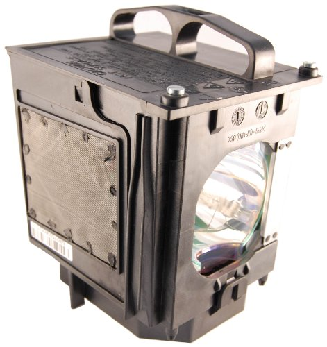 Mitsubishi 915P049010 OEM PROJECTION TV LAMP EQUIVALENT WITH HOUSING by FI Lamps