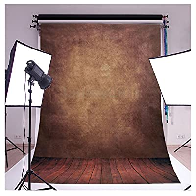 Grade AAAAA Retro Background Wood Floor Pure Color Photo Studio Pictorial Cloth Customized Photography Backdrop Background Studio Prop Best For Studio,Club, Event or Home Photography