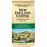 New England Coffee Hazelnut Creme, Decaffeinated, 10 Ounce