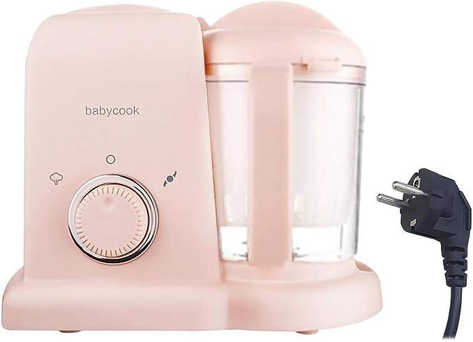 Rstant - Robot de Cocina para bebés, Material Seguro, sin BPA, 20 Minutos para Hacer la Comida complementaria, Cocina al Vapor y batidora para bebé Impart: Amazon.es