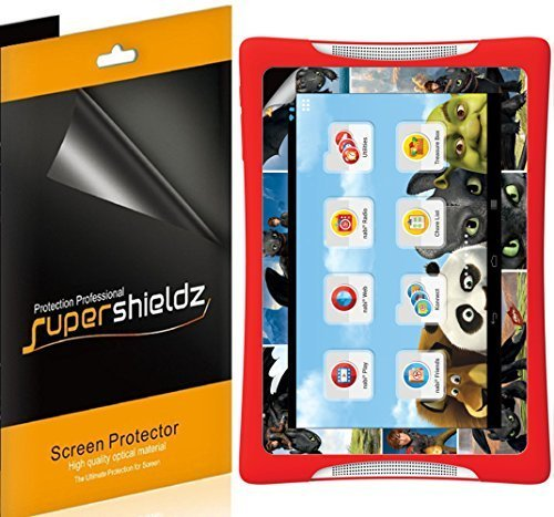 (3 Pack) Supershieldz for Nabi Dreamtab HD8 and Dream Tab 8 inch (DMTAB-IN08A) Screen Protector, High Definition Clear Shield (PET) (Nabi Screen Protector)