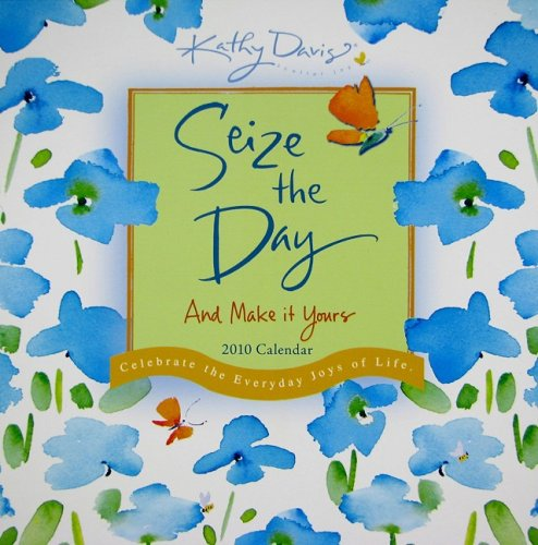 - Seize The Day 2010 Mini Wall Calendar (Calendar)