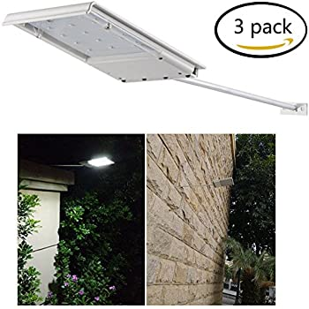 Amazon Com Fami Waterproof Solar Powered Led Light