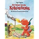 Der kleine Drache Kokosnuss - Die besten Feuerdrachenwitze (German Edition)