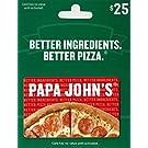 Papa John's Pizza Gift Card