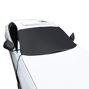 Universal Full Car Snow Ice Rain Protector Sun Shade Cover Outdoor Waterproof UK