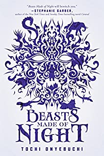 Book Cover: Beasts Made of Night