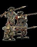 Blood & Plunder: French Milice des Carabes Unit