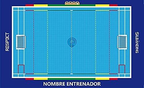 Pizarra Waterpolo PREMIUM (Personalizada con TU NOMBRE ...