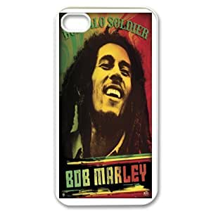 Generic Case Bob Marley For iPhone 4,4S 335A3S8762