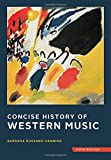Concise History of Western Music (Fifth Edition) 5th Edition
