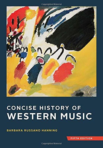 393920666 - Concise History of Western Music (Fifth Edition)