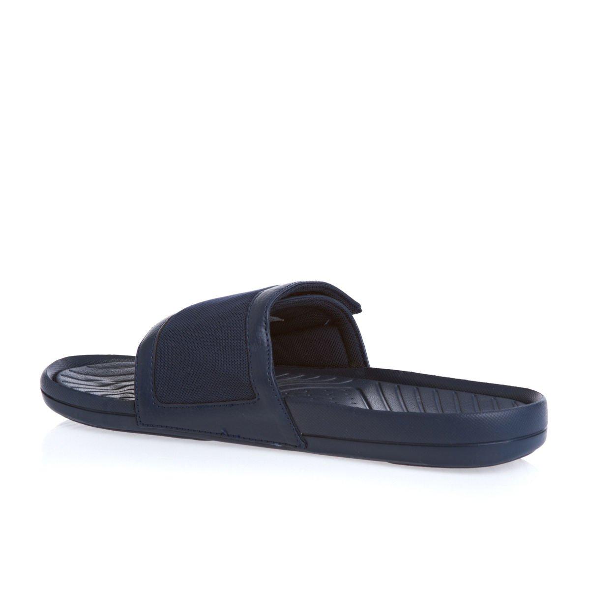 22dd9a6afbf25 Lacoste Fynton USM Flip Flops Dark Blue Dark Blue 8 UK  Amazon.co.uk  Shoes    Bags