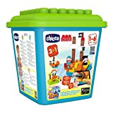 Chicco Treasure Island Toy Building Blocks, Multi Color