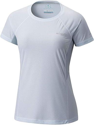 Columbia Titan Ultra SHO Camiseta, Mujer: Amazon.es: Ropa y accesorios