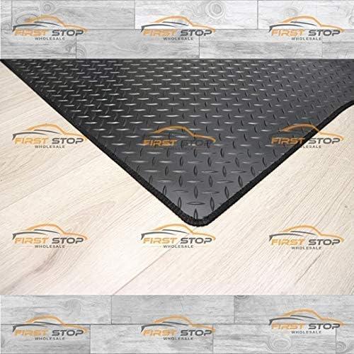 FSW Q5 2008-2016 Tailored 3MM Waterproof Rubber Heavy Duty Car Floor Mats Black