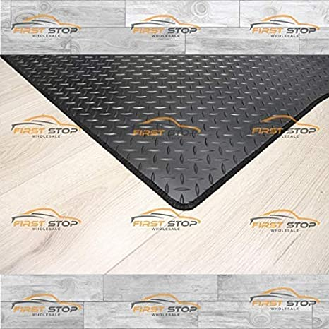 FSW Fabia 2015-On Tailored 5MM Waterproof Rubber EXTRA Heavy Duty Car Floor Mats