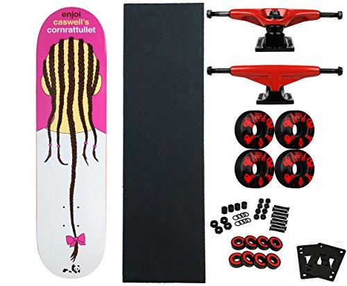 Enjoi Complete Skateboard - 3