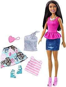 Barbie Nikki Doll & Fashion
