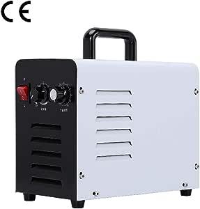 Oz3 Generador de ozono Comercial, purificador de Aire de 7000Mg / H Purificador de Aire de ionizador casero ...