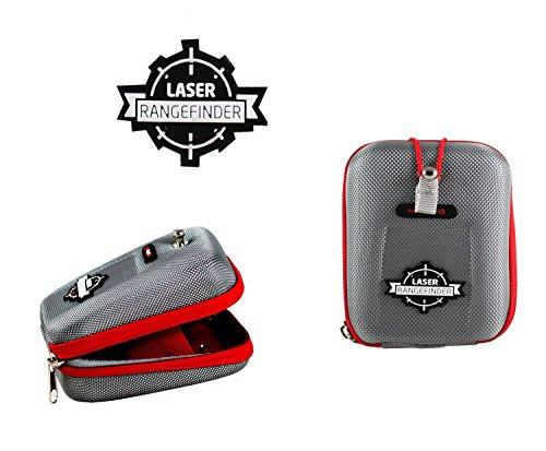 Navitech Pro Eva Hard Case / Rangefinder Cover for the Golf Rangefinder -...