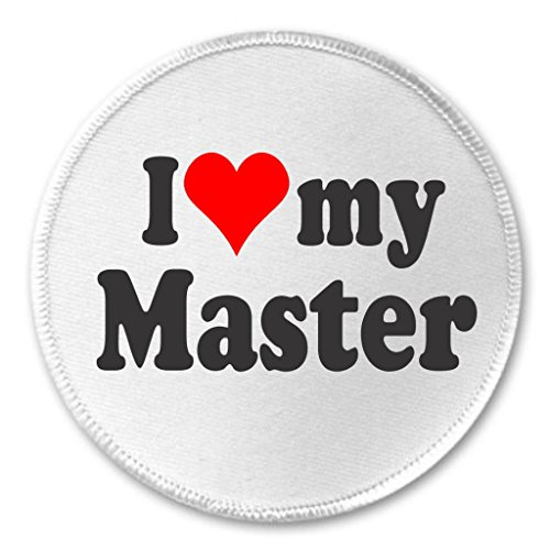 A&T Designs I love my Master 3