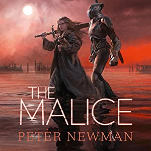 The Malice Audiobook