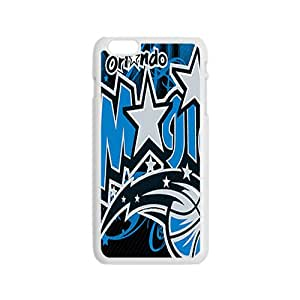 Orlando Magic NBA White Phone Case for iPhone 6 Case