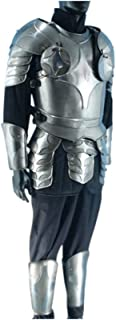 Armor Venue: Medieval King Armour Set Complete Package Silver