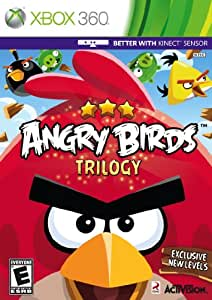 Angry Birds Trilogy Kinect - Xbox 360 Standard Edition