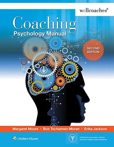 Coaching Psychology Manual Pdf