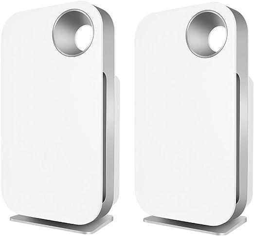 CFByxr Purificador de Aire LED alergia generador de Iones ...
