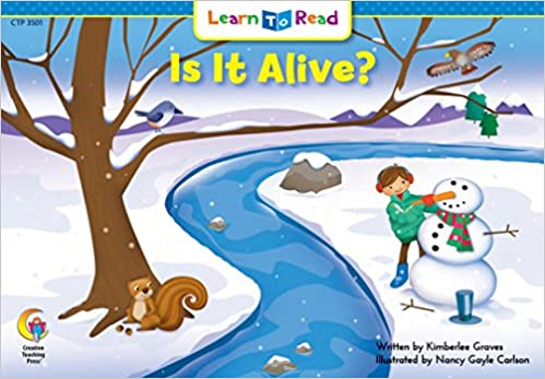 Is It Alive Learn to Read Science Series: Life Science